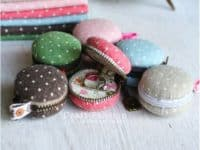 macaroon ring box 200x150 Say I Do With These DIY Ring Boxes