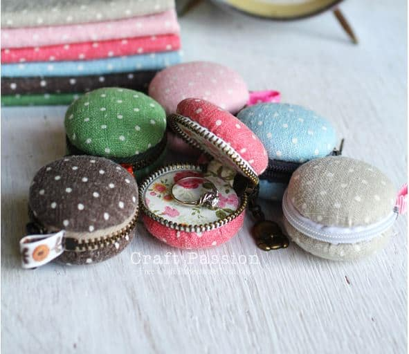 macaroon ring box