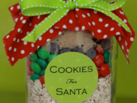 Cookies in a jar for Santa.jpg 200x150 11 Mason Jar Baking Recipe Gifts
