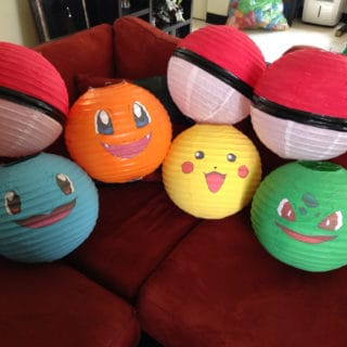 15 Pokemon-Themed Crafts to Celebrate Pokemon Go