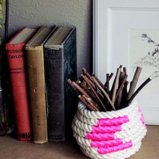 Versatile and Inventive: 15 DIY Projects That Involve Rope