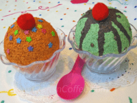 Styrofoam ball ice cream scoops.jpg 200x150 Cute Ice Cream Themed Crafts