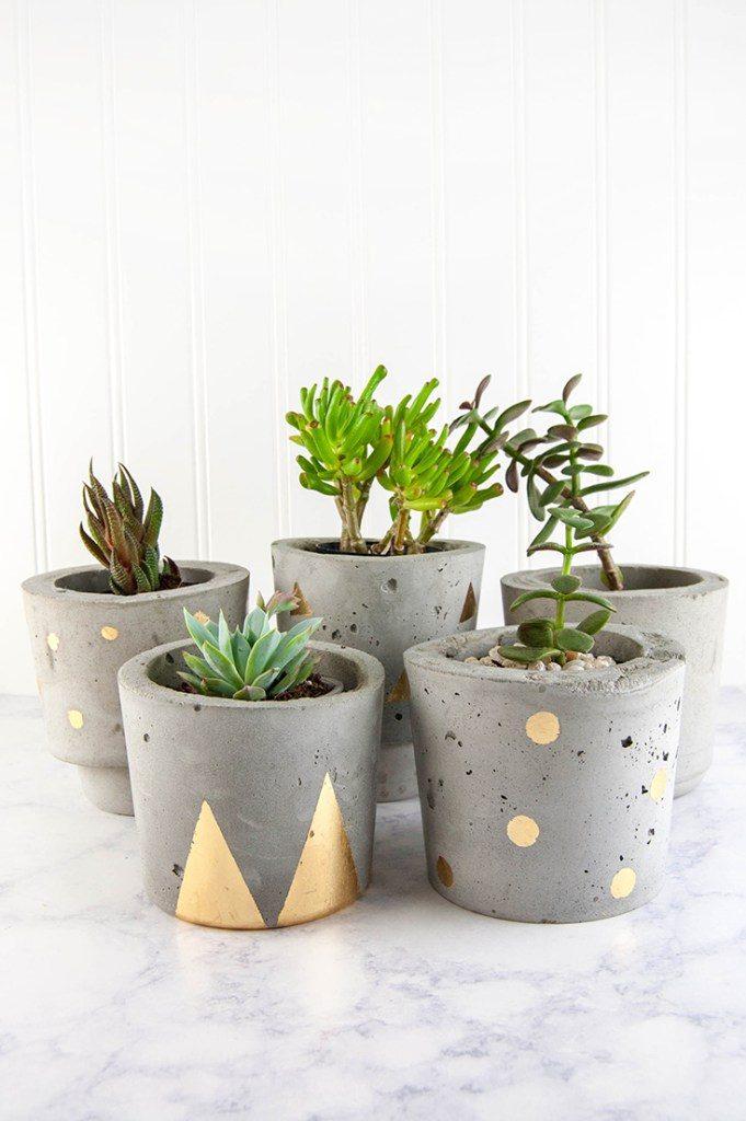 concrete-planters