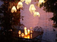 firefly lanterns 200x150 Creating A Romantic Atmosphere With DIY Lanterns