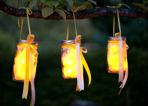 Lemonade lanterns