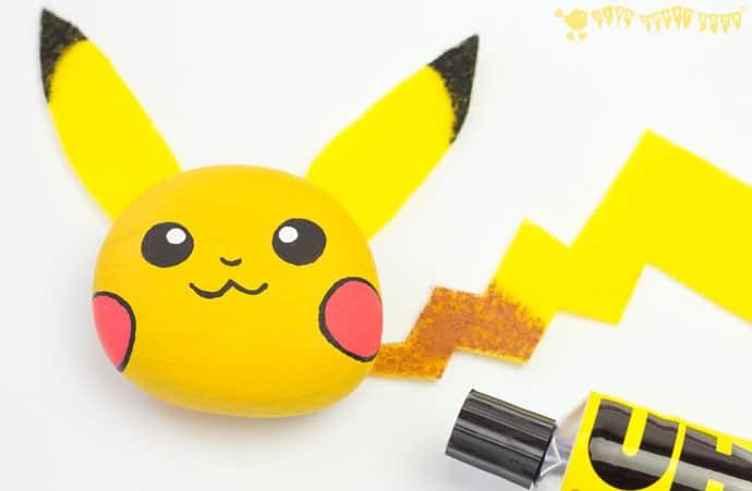 pikach pebble