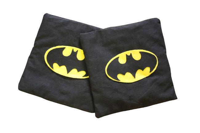 Batman oven mitts