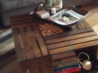 Crate and cork tabletop 200x150 Shockingly Creative Tabletops That are Sure to Impress