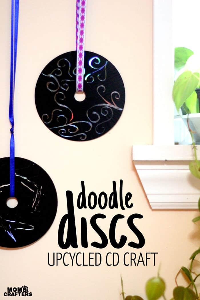 DIY doodle discs