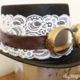 Fiction Meets Fashion: Stylish Steampunk Inspired Projects
