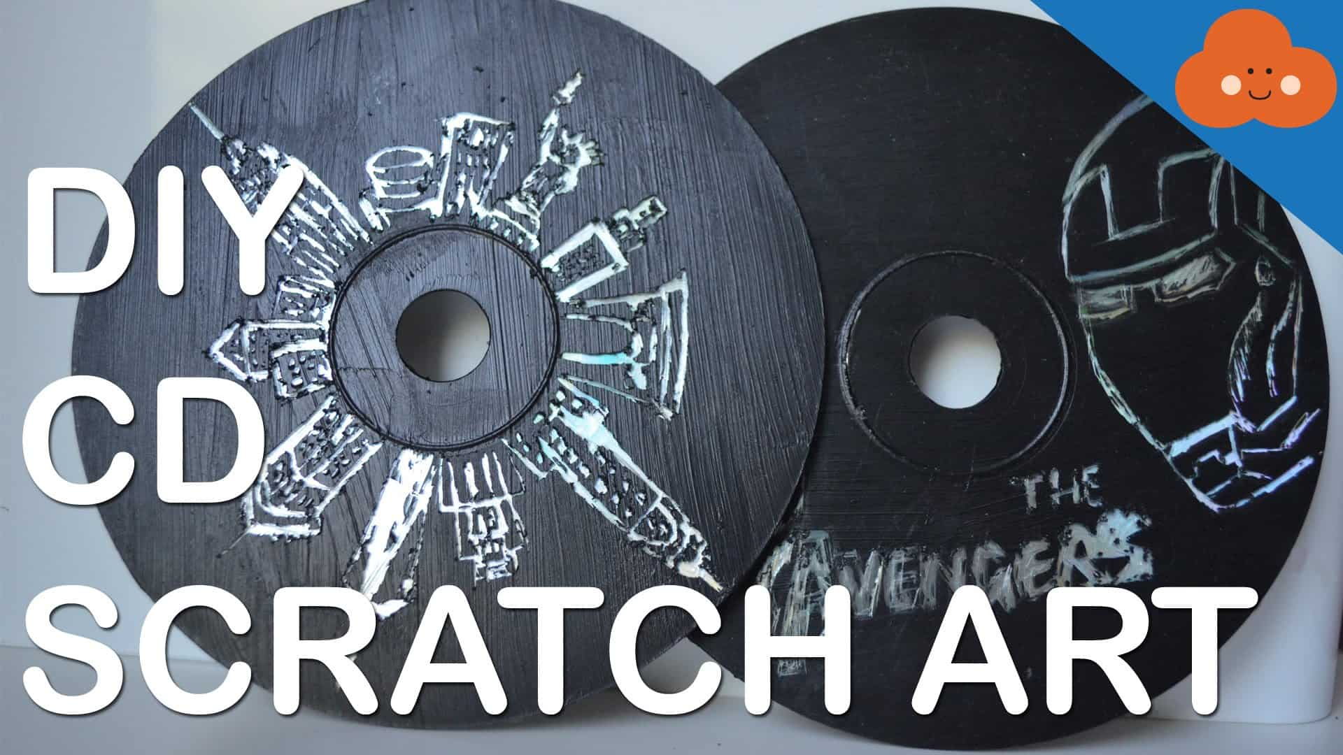 diy-scratched-cd-art