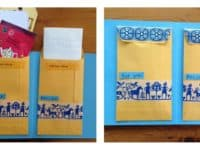 Double envelope letter 200x150 Old School: Fun Ways to Customize a Pen Pal Letter