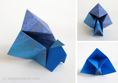 easy-origami-peacock