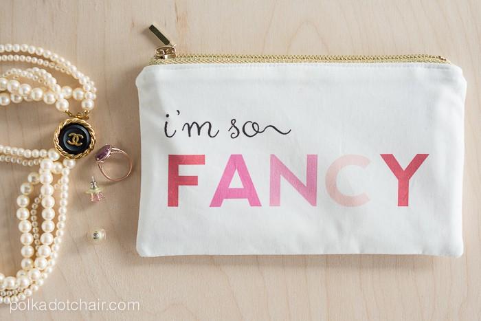 Fancy Make-Up Bag