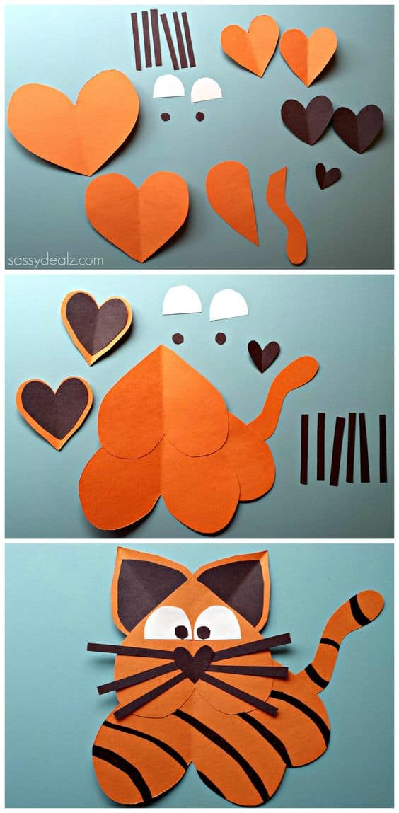 heart-cut-out-tiger-craft