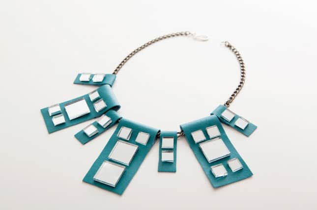 leather-mirror-tiles-necklace