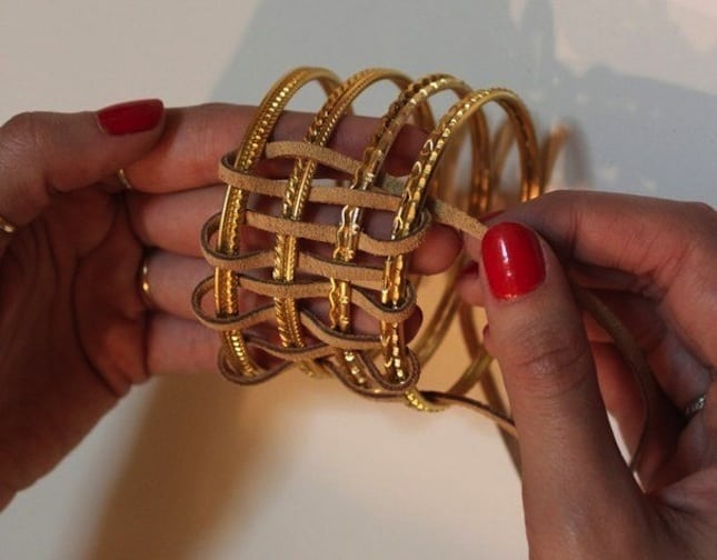 leather-wrapped-bangles