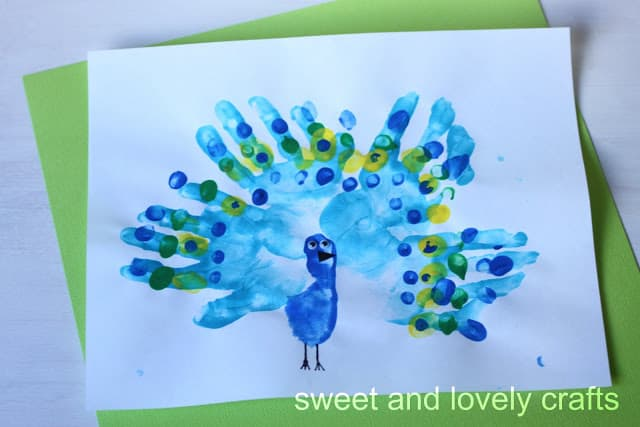 painted-hand-print-peacocks