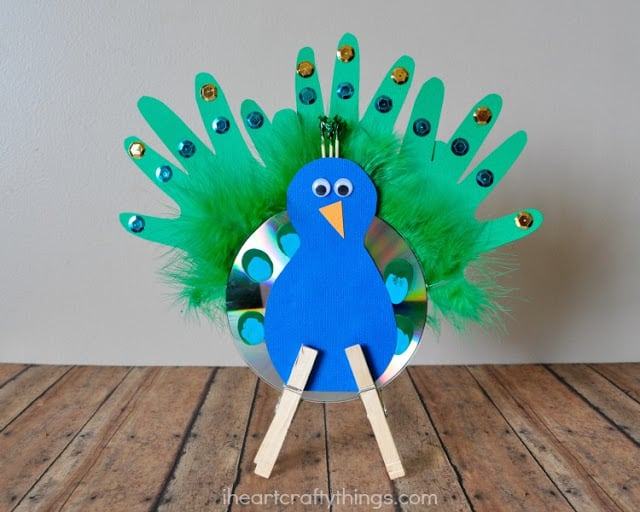 recycled-cd-peacock