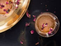 Rose and rye simple syrup 200x150 Delicious Homemade Simple Syrups that Beat Gourmet Treats