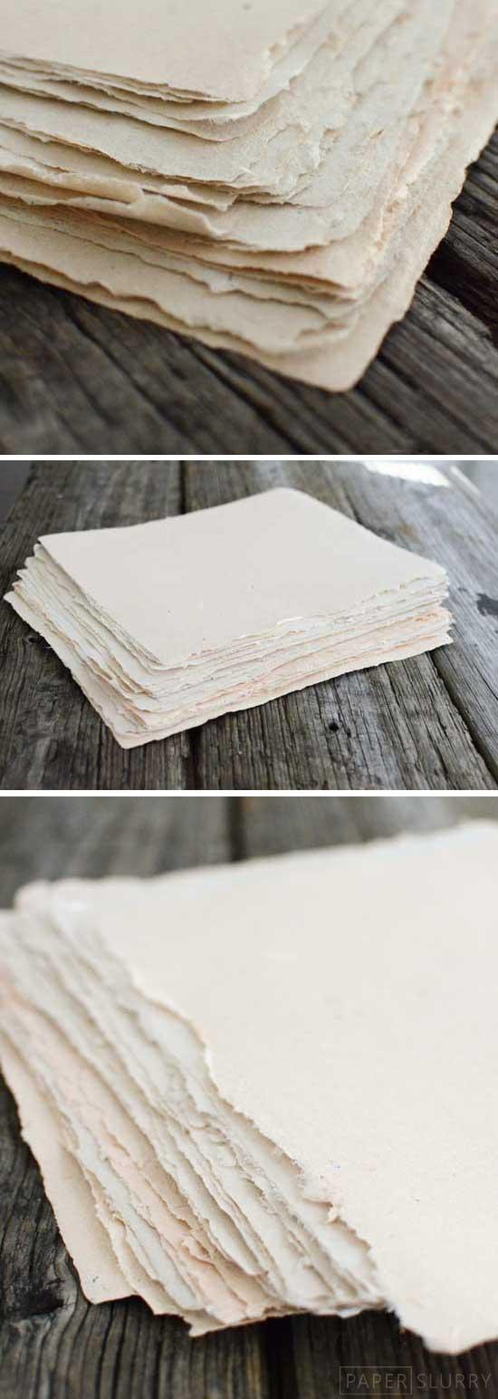 rustic-handmade-paper-from-scraps