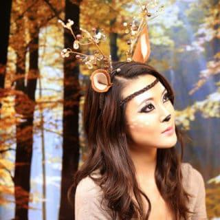 12 Incredible DIY Halloween Make-Up Ideas