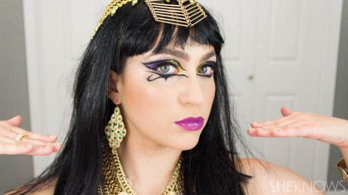 Cleopatra make up