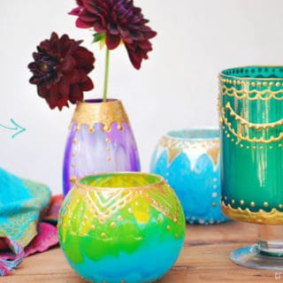 Illuminate Your Home With These Awesome DIY Candle Holders