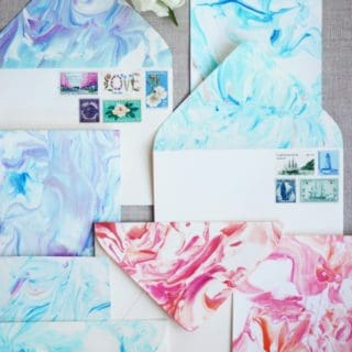 10 DIY Faux Marble Projects That Will Take Your Breath Away