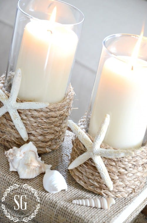 rope-wrapped-candle-holder