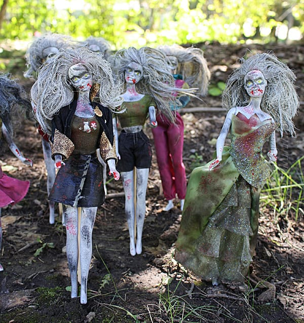 Barbie Zombies