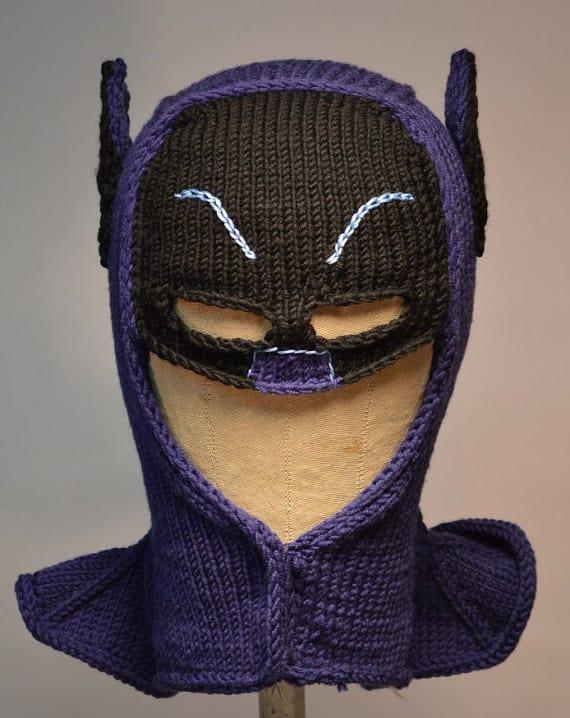 Batman balaclava