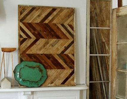 15 Fun DIY Projects that Satisfy Your Love for Chevron