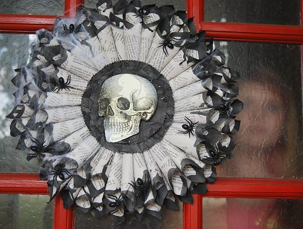 Creepy Wreath