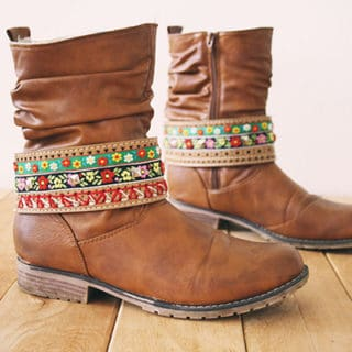 15 Fun Ways to Customize Your Boots Before Winter Comes