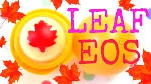 Fall leaf balm