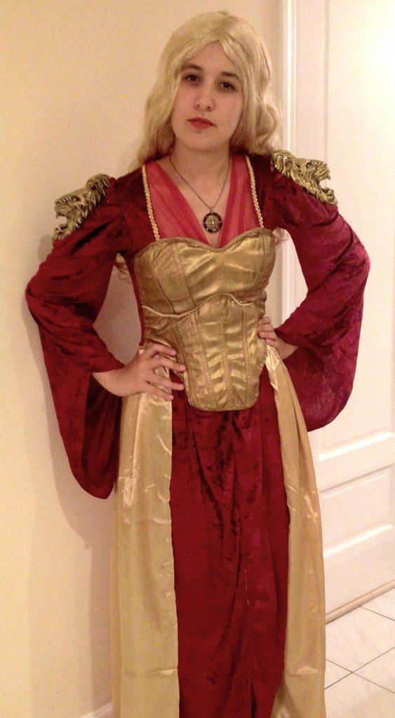 GoT Cercei costume
