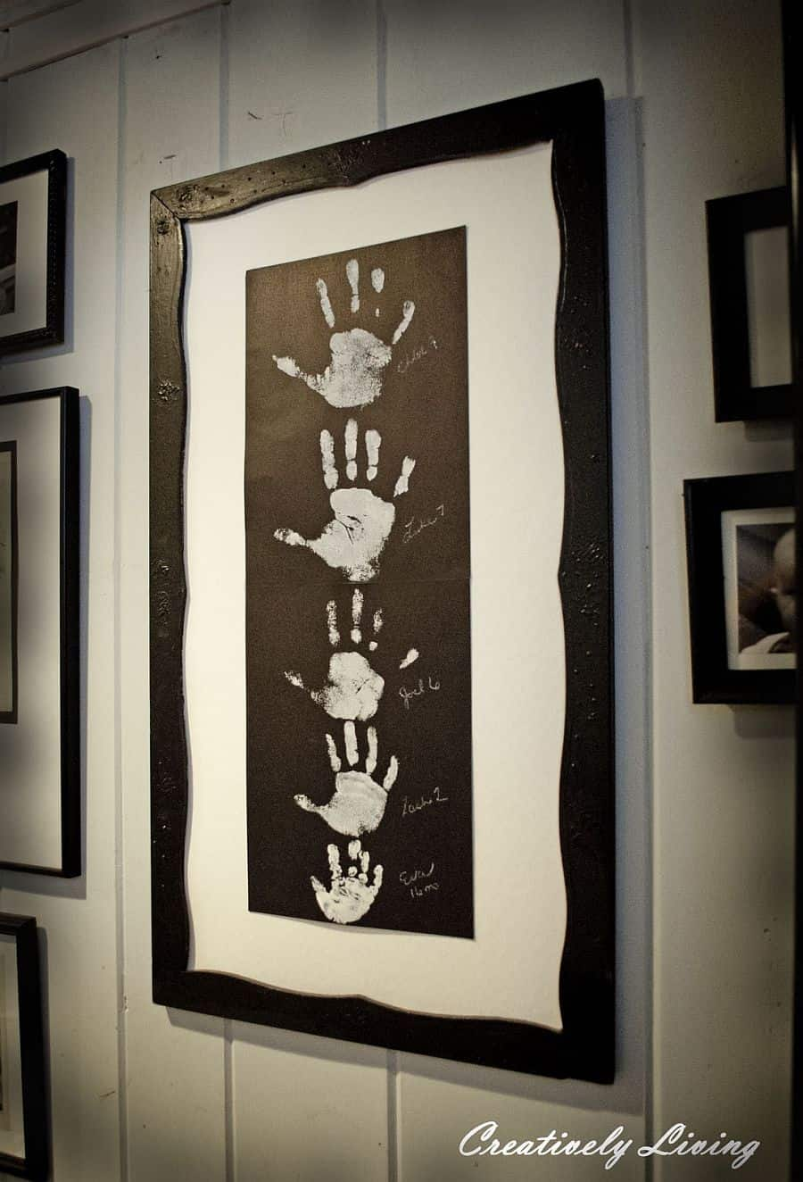 Gifts Ideas For Mothers Day: 9 Foot And Handprint Art Ideas For Kids