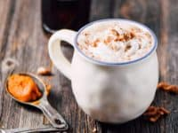PS vegan bedtime drink 200x150 Pumpkin Spice Beverages You Need To Try This Fall