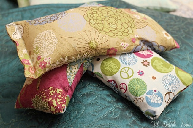 Make a Pillow by Hand