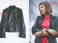Pleather fringe jacket 200x150 DIY Coats and Awesome Jackets for Cold Weather
