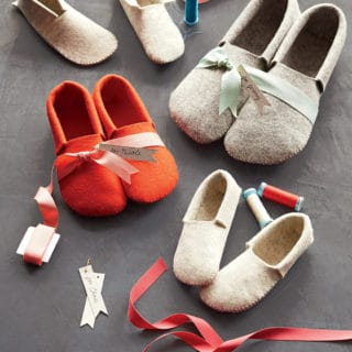Step into Comfort: DIY Slippers to Keep Your Feet Cozy