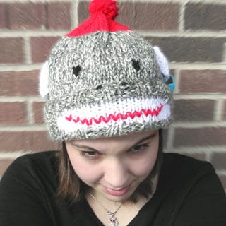 10 Unique Knitted Children's Hats