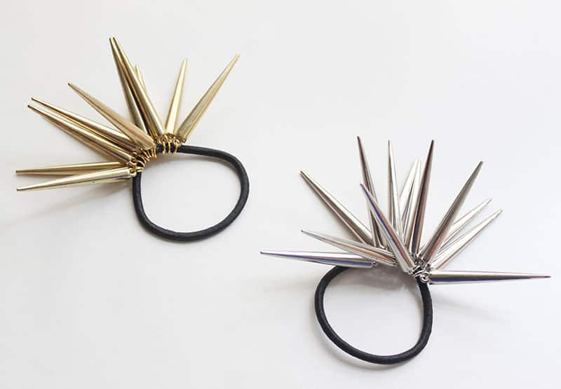 Spike Hair Ties