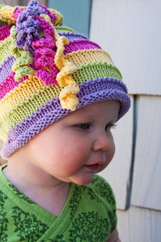 10 Unique Knitted Children\'s Hats