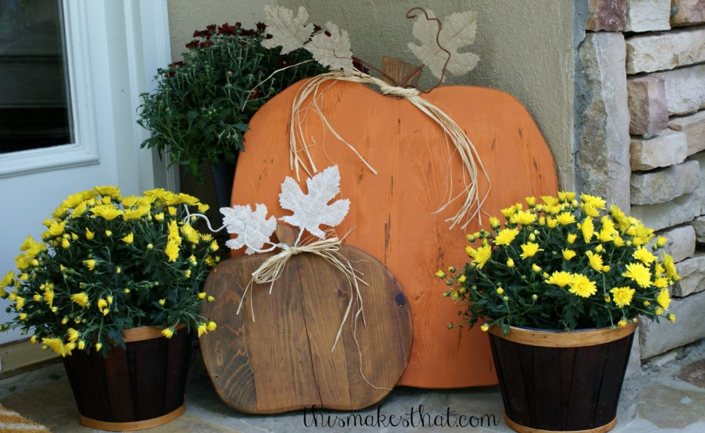 wooden-pumpkin