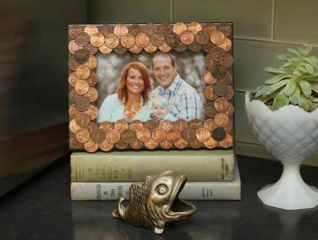 penny photo frame