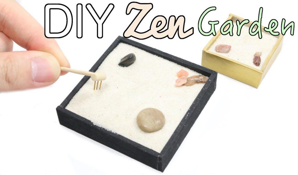 square zen garden