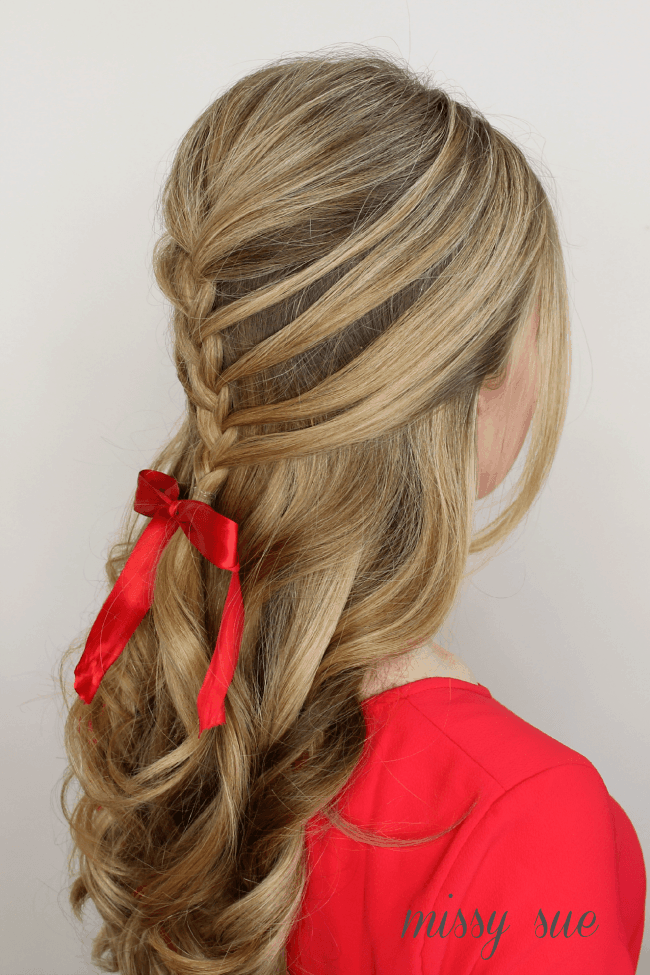 Bridgitte Bardot mermaid braid