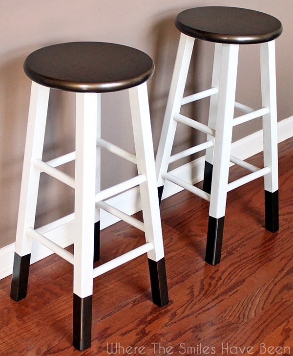 Bronze Dipped Bar stools